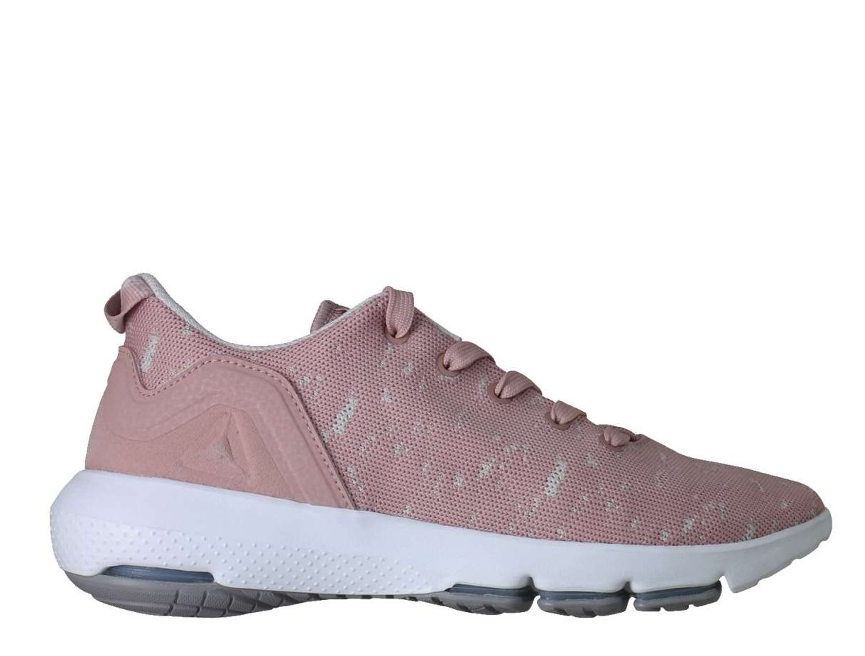 Reebok Women's Cloudride DMX 3.0 Sneaker B073WT393N 12 B(M) US|Chalk Pink/Pale Pink/Powder Grey/White