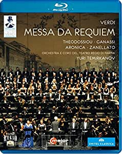 Tutto Verdi - Messa da Requiem [Alemania] [Blu-ray]