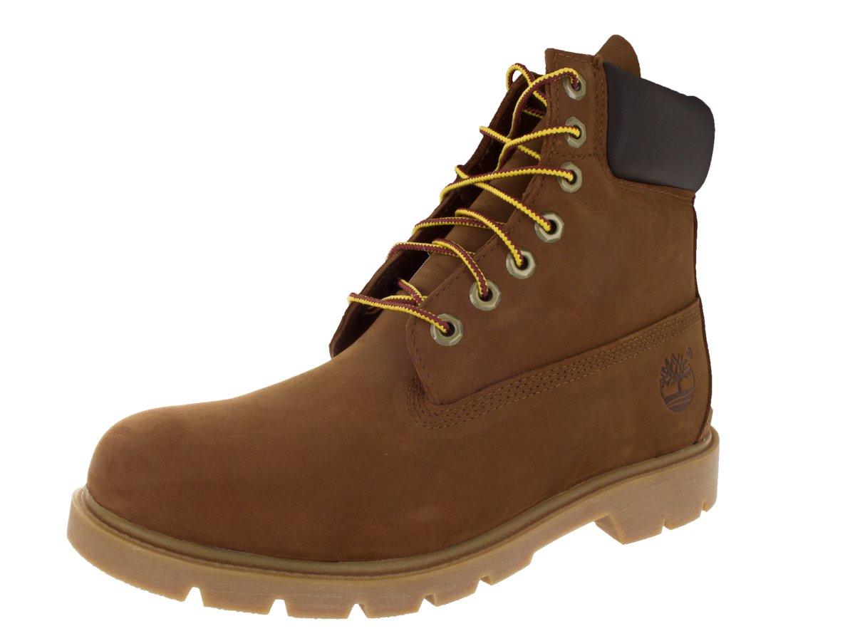 Timberland 【ティンバーランド】 6inch BASIC BOOTS 【6インチベーシックブーツ】 19039 ブラック B004HZK3JC 13 D(M) US|Rust Nubuck Rust Nubuck 13 D(M) US