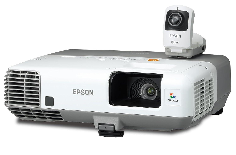 EPSON プロジェクター EB-900T 3000lm XGA 3.1kg 電子黒板ユニット付 B004GITJKY