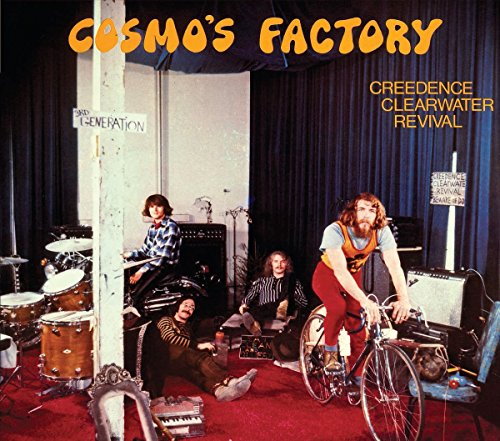 Creedence Clearwater Revival - COSMOS FACTORY [2002 SACD HYBRID REMASTER] - Zortam Music