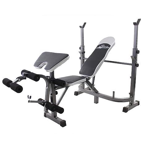 Banco de musculación multifunción, Banco de Pesas Fitness