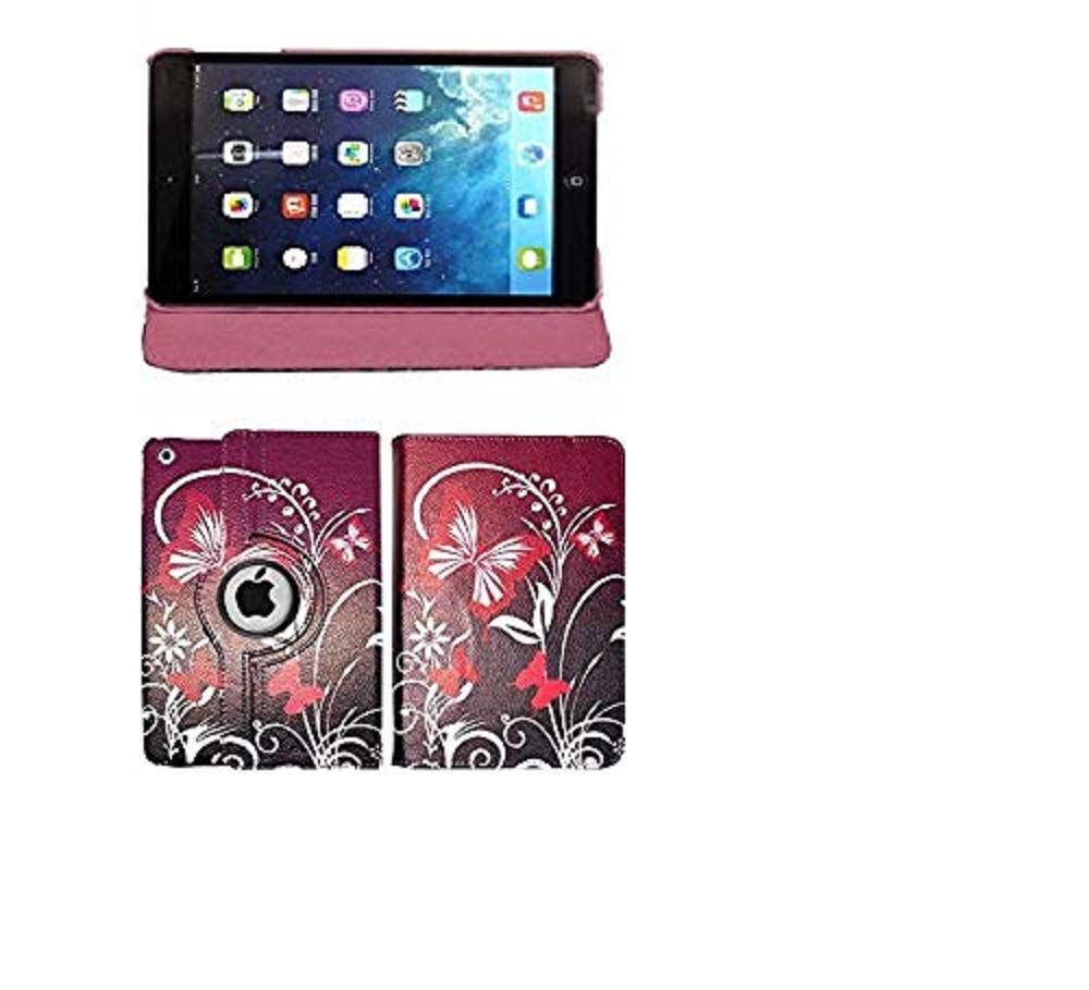 Stylus STYLE YOUR MOBILE LIMITED Kamal Star {TM} Apple IPAD Mini IPAD Mini 2 IPAD Mini 3 PU Leather Magnetic FLIP Stand CASE Cover Black 360 Screen Protector