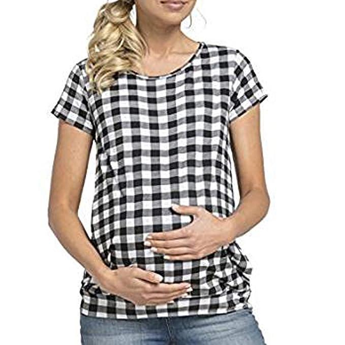 eb0a87239 Blusa Embarazada para Premamá