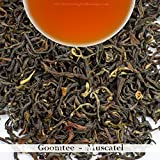 Bulk Wholesale Pack - 2017 Darjeeling Second Flush Tea | Goomtee | 500gm (17.63oz) | Muscatel Flavor, Complex Tastes | Darjeeling Tea Boutique
