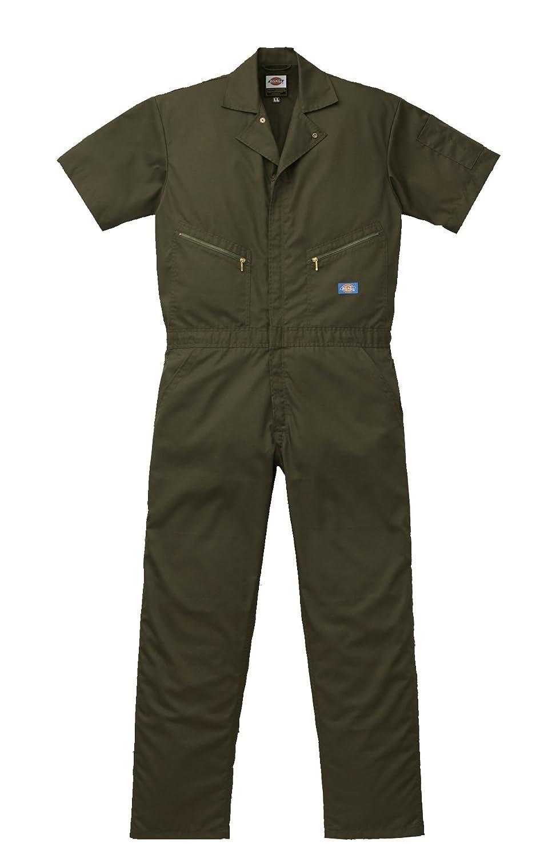 ディッキーズ Dickies (山田辰) 夏用半袖 ツヅキ服 1312 マリンブルー Mサイズ B00SMM0M6K M|マリンブルー