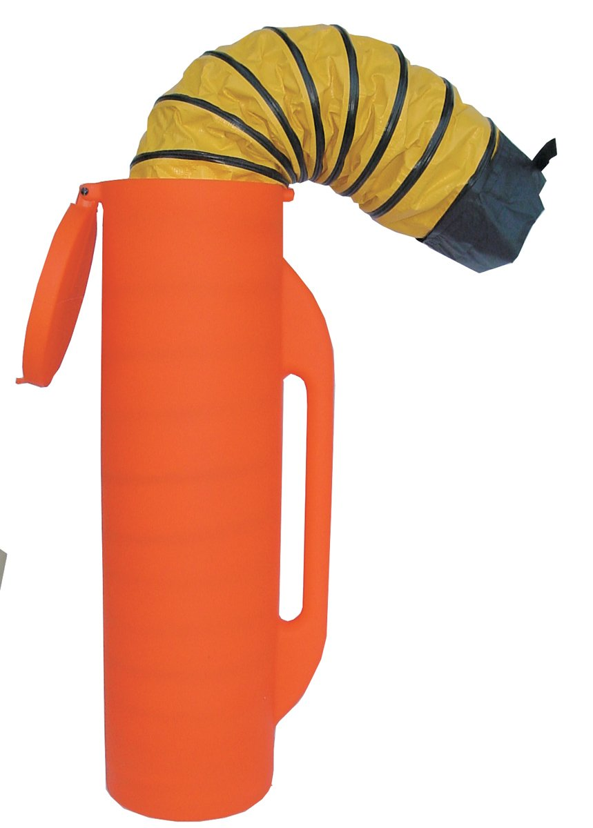 Air Systems SVH-DC25 Standard Polyethylene Duct Carrier For Ventilation