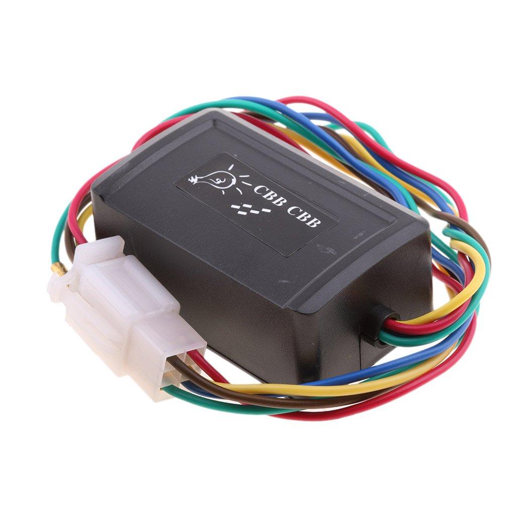 Baoblaze 12V LED Controleur Module de Flash Stroboscopique Light Module Flasher Auto Moto
