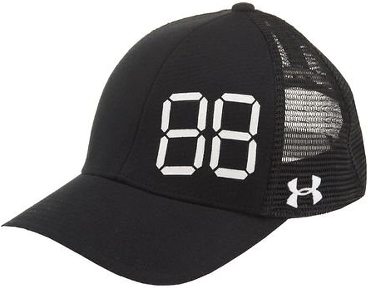Under Armour Boy's UA Customize Your Number Cap