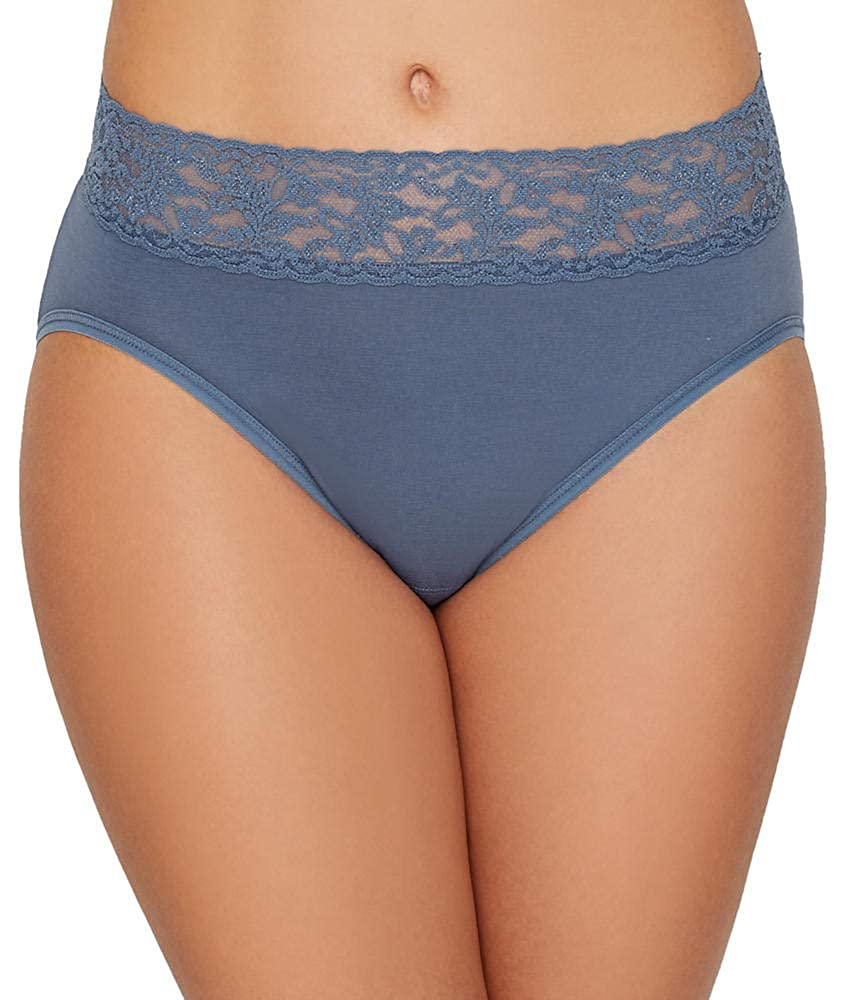 36277eb88 Hanky Panky Women s Cotton French Brief at Amazon Women s Clothing store