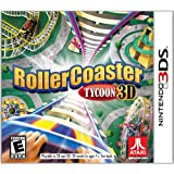 Rollercoaster Tycoon 3Ds - Nintendo 3DS Standard Edition