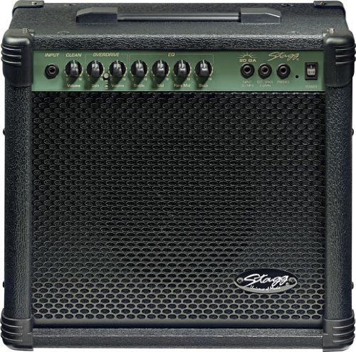 Stagg 20 GA USA 20-Watt Guitar Amplifier by Stagg
