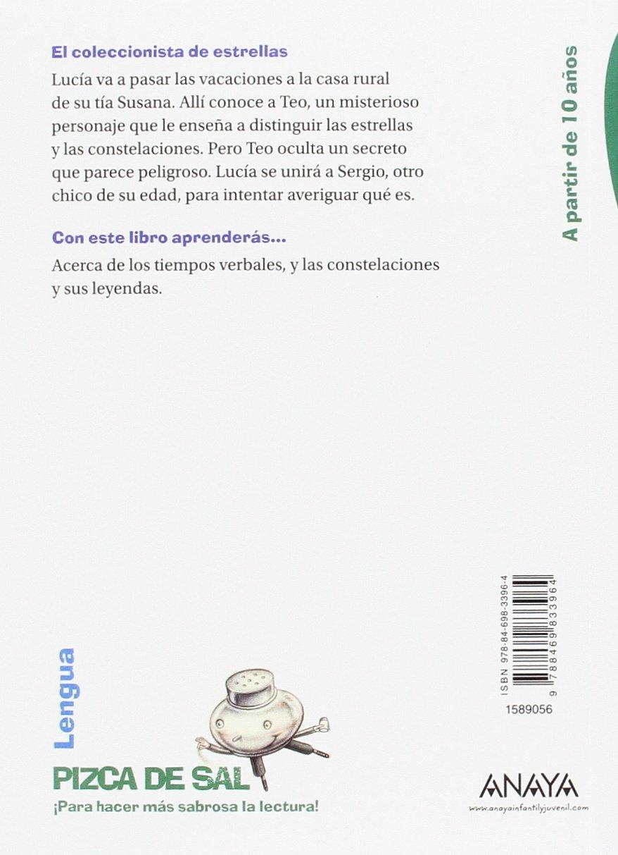 El coleccionista de estrellas LITERATURA INFANTIL 6-11 años ...
