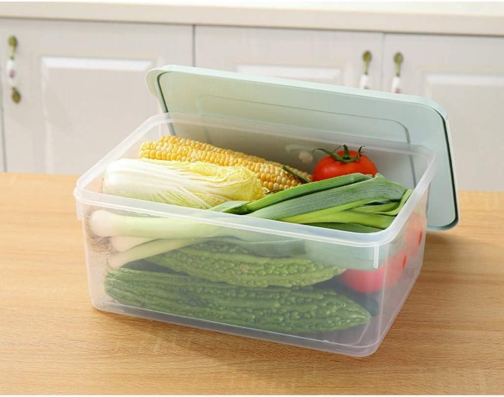 grano tanque de almacenamiento Frigor/ífico sellado nuevo de mantenimiento de la caja de pl/ástico caja de almacenamiento de alimentos congelado veh/ículos arroz utilizados for las frutas de cocina