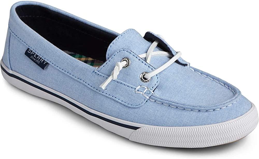 Sperry Women's Lounge Away Sneaker Blue
