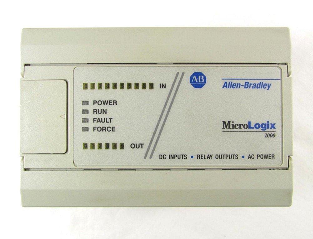 Allen-Bradley 1761-L16BWA MicroLogix 1000 16-I/O Programmable Controller Module by Allen Bradley Group