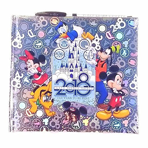 2018 Disney World Character Autograph Book and Photo Album (Books Disney Autograph Walt)