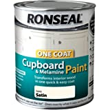 Ronseal One Coat Melamine and MDF Paint - Ivory