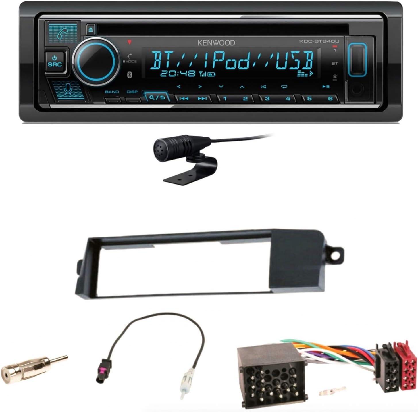 Kenwood Kdc Bt640u Bluetooth Usb Cd Aux Mp3 Wma Flac Elektronik