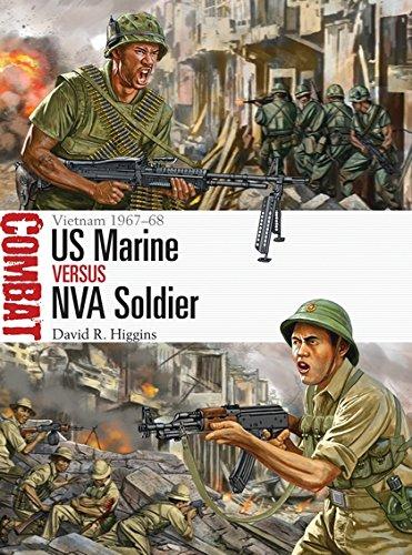 US Marine vs NVA Soldier: Vietnam 1967–68 (Combat) pdf