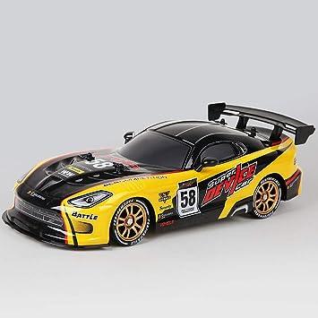 Ycco Drift Racing Control remoto Coche Alta velocidad Tracción en ...