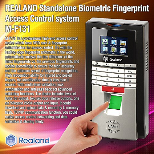 fingerprint-time-clock-realand-biometric-access-control-rfid-attendance-reader-card-password-for-employee