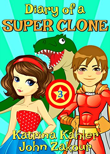 Amazoncom Diary Of A Super Clone Book 3 Teamwork Books For