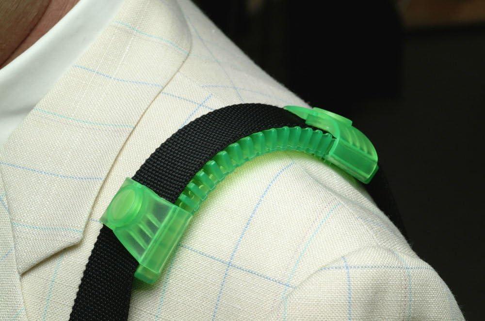 ErgoPad/® EpadTM Ergonomic 1 1//2 Shoulder Strap Pad in Blue