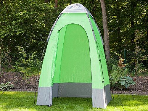 Cabina Doccia Da Campeggio.Skandika Box Doccia Da Campeggio 130 X 130 X 210 Cm Verde