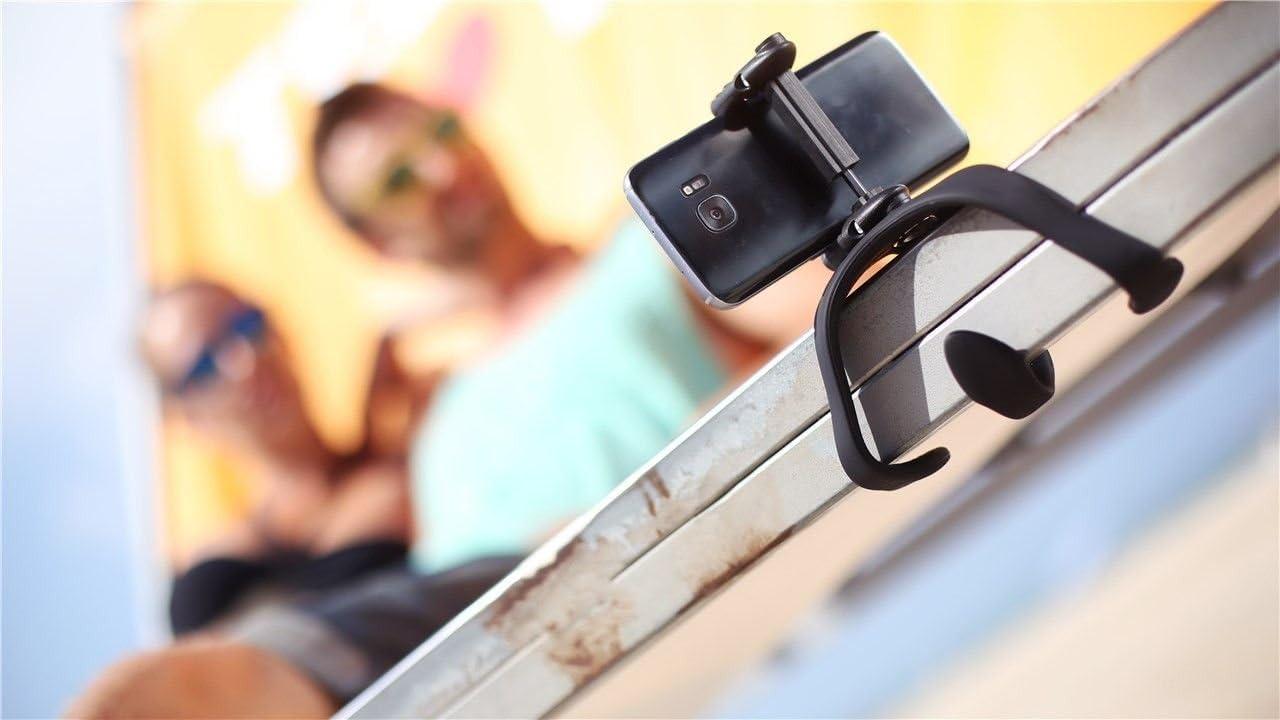 ZBAM 55960 - Trípode con Tres piernas para cámaras y teléfonos ...