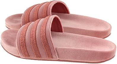 quality design b08b5 b7a34 Amazon.com   adidas Women Originals Women s Adilette Slides DB0159    Fashion Sneakers