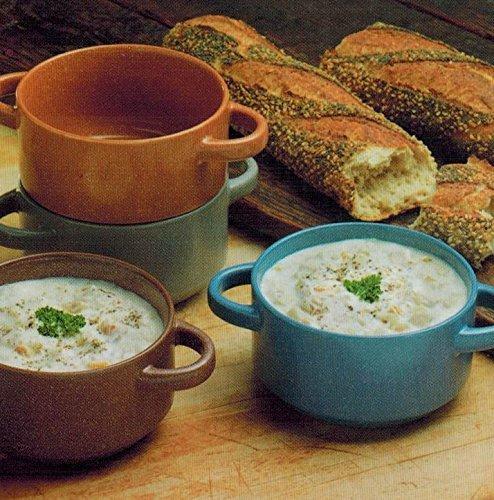 Stoneware Soup Bowls By Mikasa - Set of 6