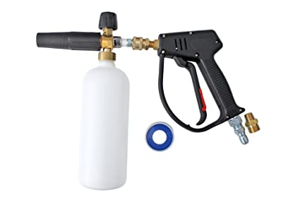 MTM HYDRO 14 5005 Snub Gun Foam Cannon: Amazon ca: Automotive