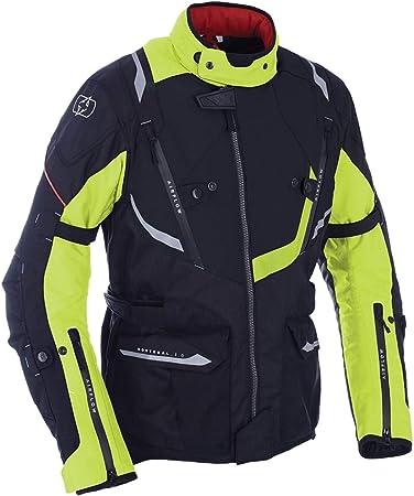 Oxford Motorcycle Motorbike Waterproof Montreal 3.0 Textile Jacket Army Green