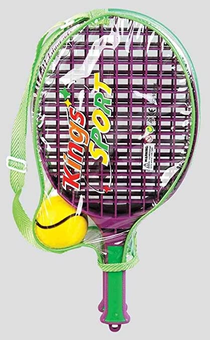 Amazon.com: King Sport – Juego de raqueta en la bolsa: Toys ...