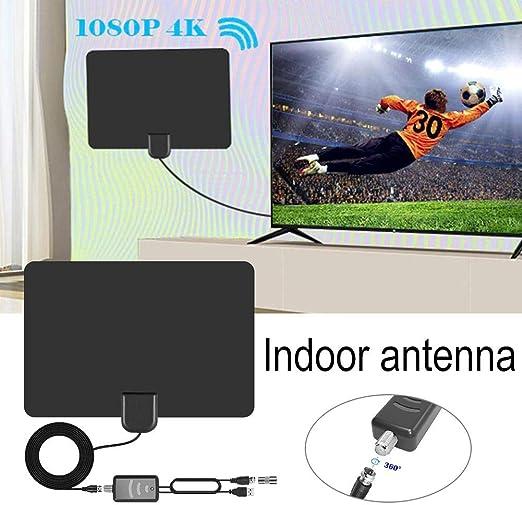 wuyanse [2019 Potente HDTV Amplificador HDTV Digital Antena ...