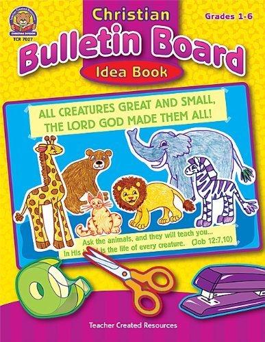 Christian Bulletin Board Idea Book by Tucker, Mary (April 17, 2003) Paperback