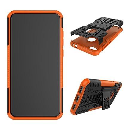 XINYUNEW Funda Huawei Honor 8 Lite, 360 Grados Protective+Pantalla de Vidrio Templado Caso Carcasa Case Cover Skin móviles telefonía Carcasas Fundas ...