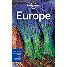 Lonely Planet Europe 2nd Ed.: 2nd Edition