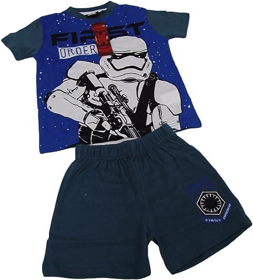 Ruso Tejidos Pijama niño Traje Stormtrooper Star Wars Azul Celeste ...