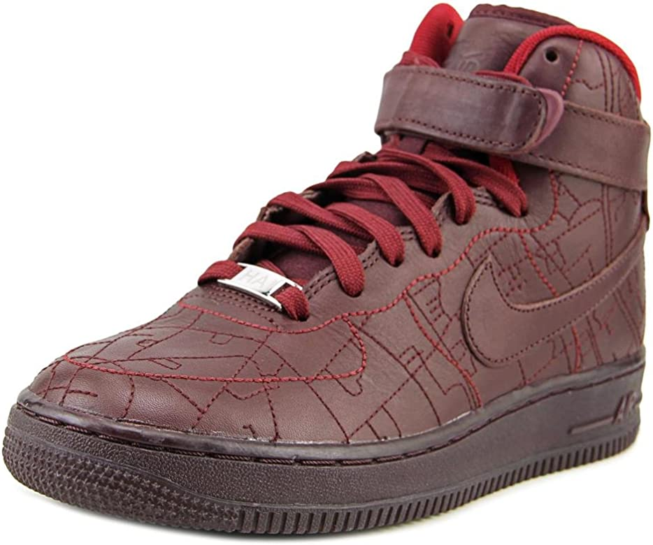 official photos 44f9d d8c7a Nike Womens air Force 1 HI FW QS City Pack Trainers 704010 Sneakers Shoes  (UK