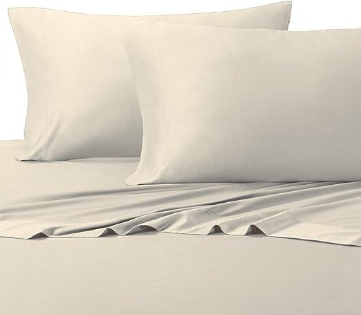 Juego de Sábanas de algodón egipcio 100% CHARISMA® - 400 hilos en satén de brillo