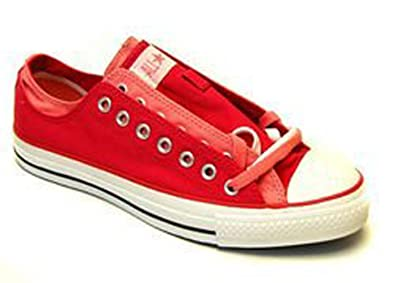 4e756345dd02 Image Unavailable. Image not available for. Color  Converse All Star Chuck  Taylor Double Upper Ox Unisex Shoes ...