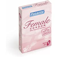 Preservativos femeninos Pasante, 12 unidades