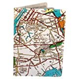 NYC Map Travel Passport Holder, Bags Central