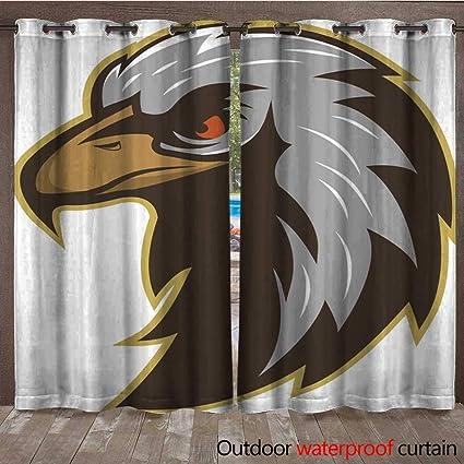 Amazon com : BlountDecor Drape for Pergola Curtain Emblem