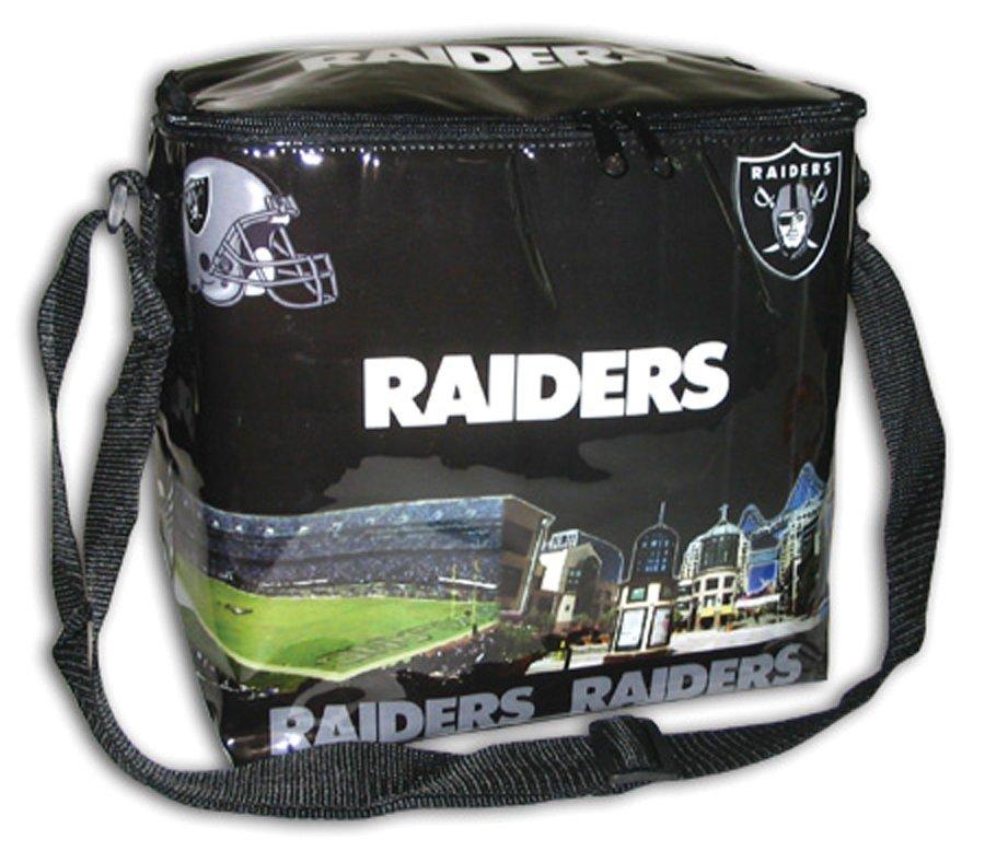 Oakland Raidersチームロゴクーラーバッグ B000IK6YJ8