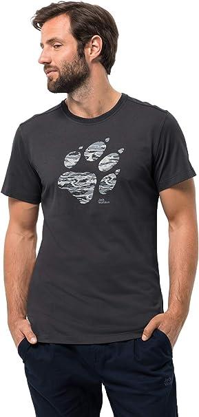 Jack Wolfskin Herren Paw T Shirt: : Bekleidung