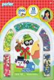 Perler Beads 80-72264 Holiday Arch Blister Kit Perler Holiday Fused Beads Activity Kit_80-72264