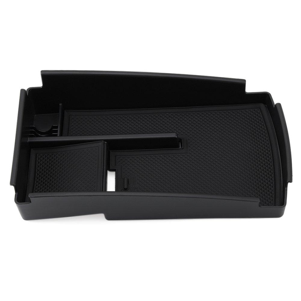 9 MOON VWZFH00016 Apoyabrazos Consola Central con Caja de Almacenamiento: Amazon.es: Coche y moto